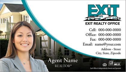 Realtor business cards ordering page colourmoves